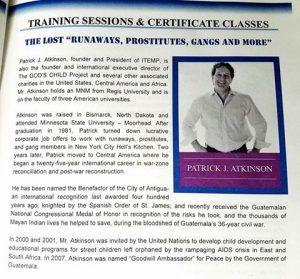 Training Session Speaker Bio